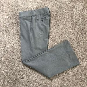 LOFT Marisa Fit Trousers - Gray
